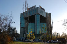 """Building Group. """"B+"""" Grade office building in Chisinau."""