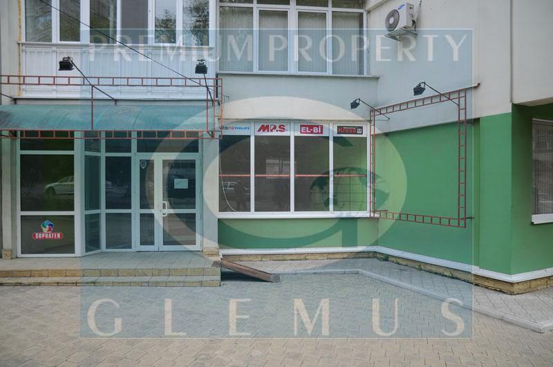 Office/retail space in Chisinau, Moldova