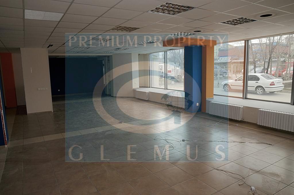 Retail space on Stefan cel Mare Avenuein Chisinau