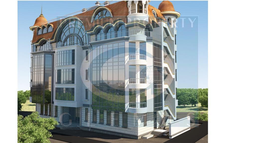 Chisinau, Europa Business Center. Grade A