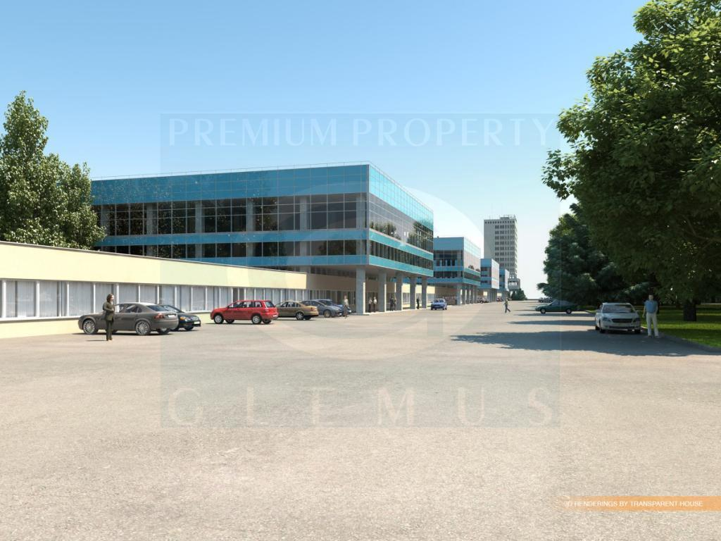 Chisinau, Mezon Business Park. Grade B
