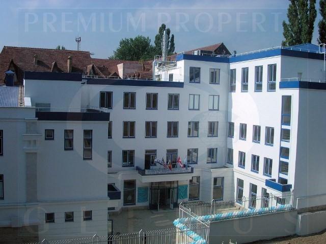 Office building on Diordita street in Chisinau