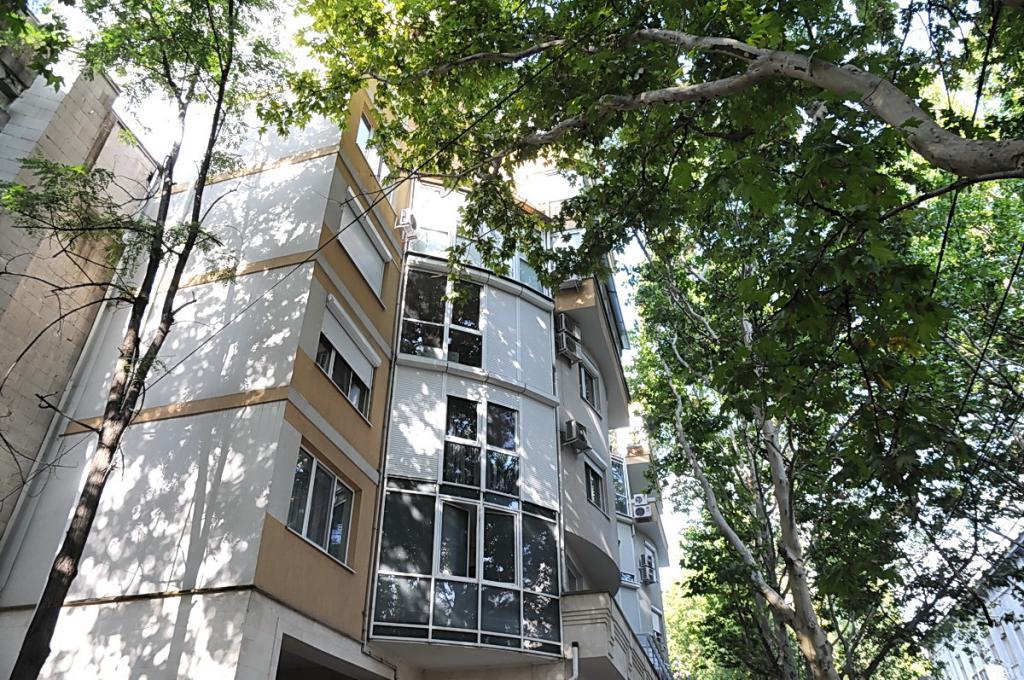 Apartment building on 39A, Eminescu street