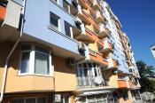 Apartment building on 55/1, Sfatul Tarii street.