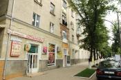 Apartment building on 184, Stefan cel Mare avenue
