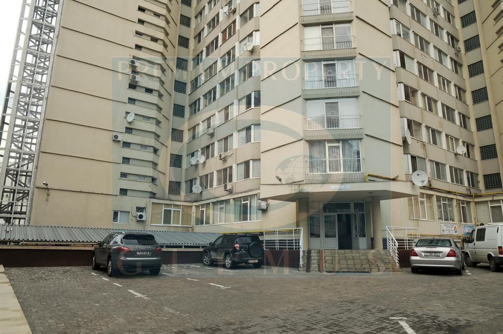Жилой дом № 23 по улице Decebal