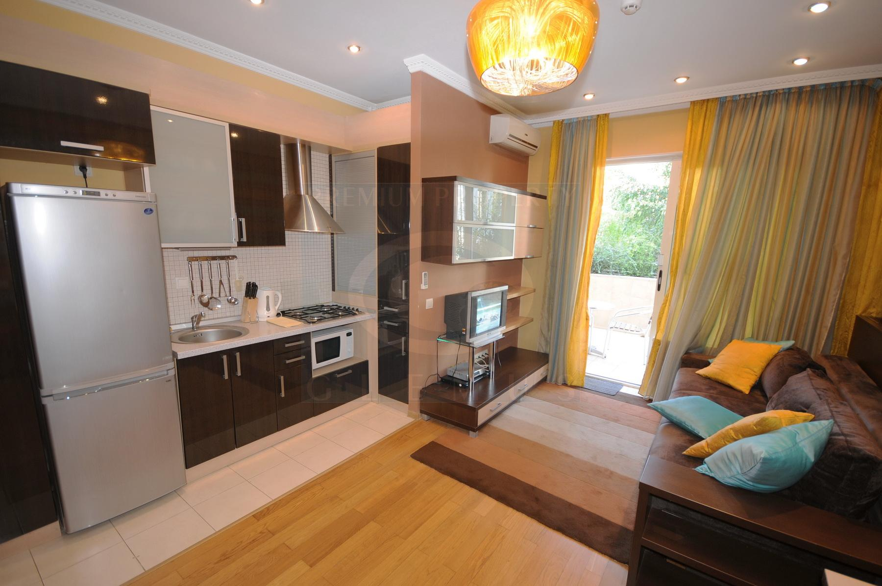 Modern duplex-apartment near Bulgarian Embassy