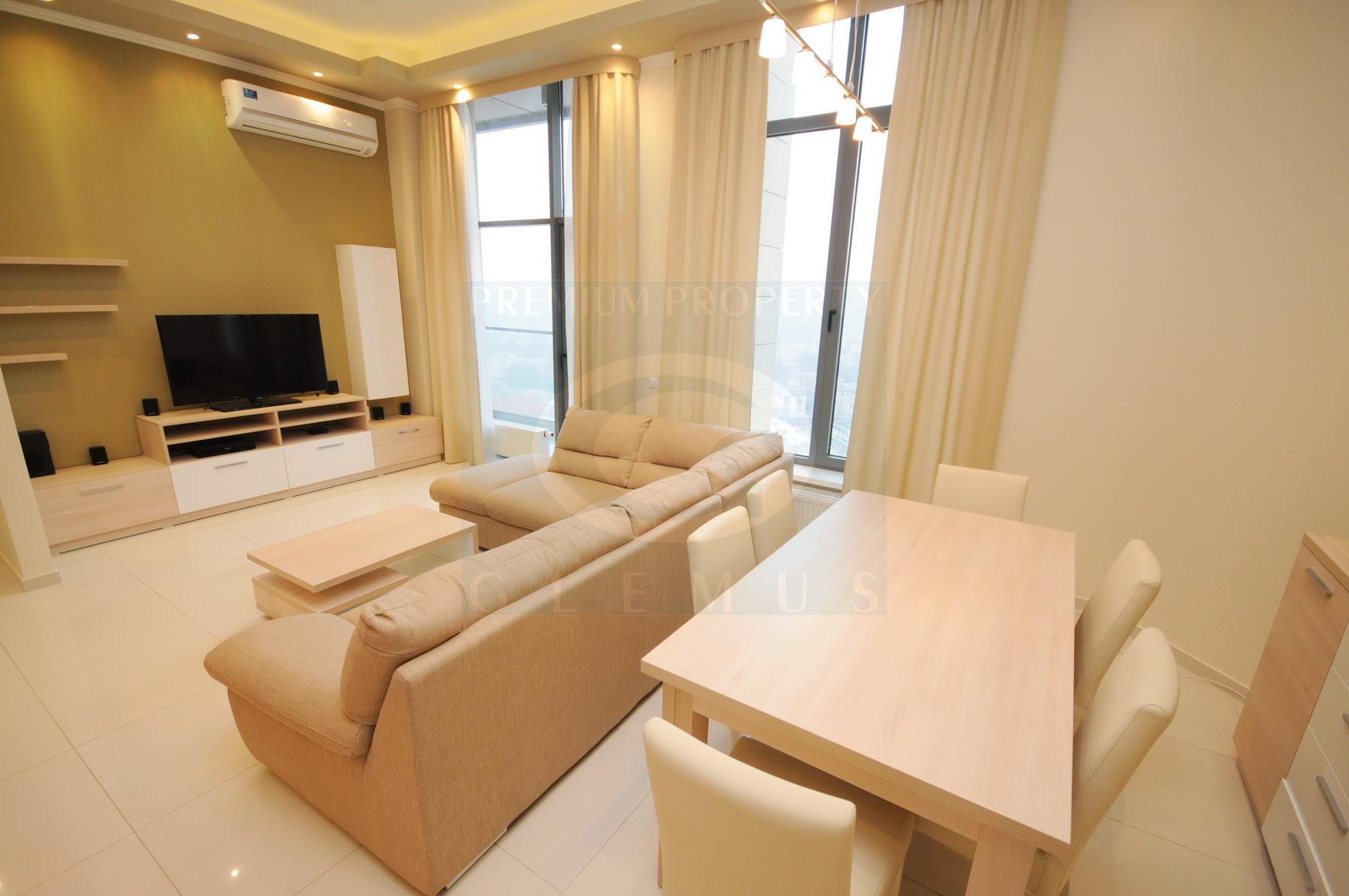 Flat with a great view in Crown Plaza Park