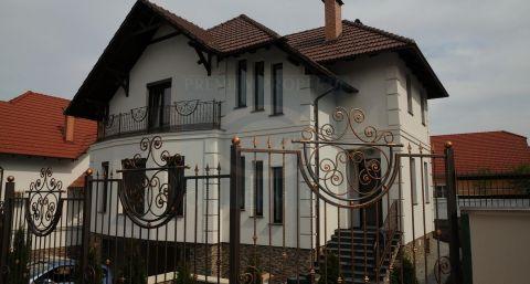 Новый особняк в элитном районе Кишинева