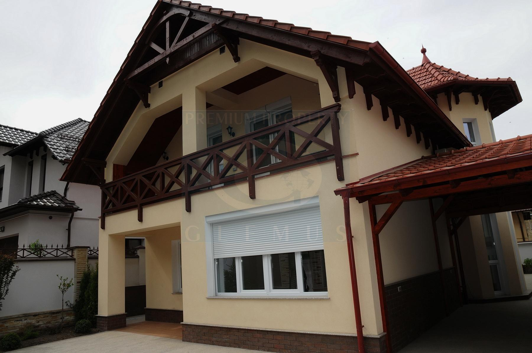New house in a quiet area of Chisinau