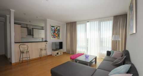 Modern, well-appointed apartment in the downtown of Chisinau