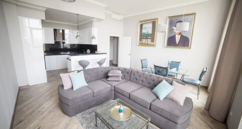 Great apartment close to Radisson Blu hotel