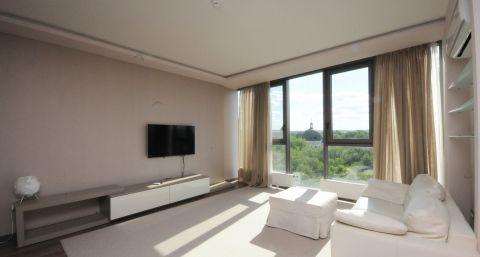 Sun-filled modern apartment