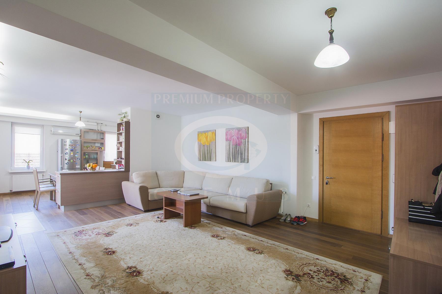 Prime location, spaciouse apartment