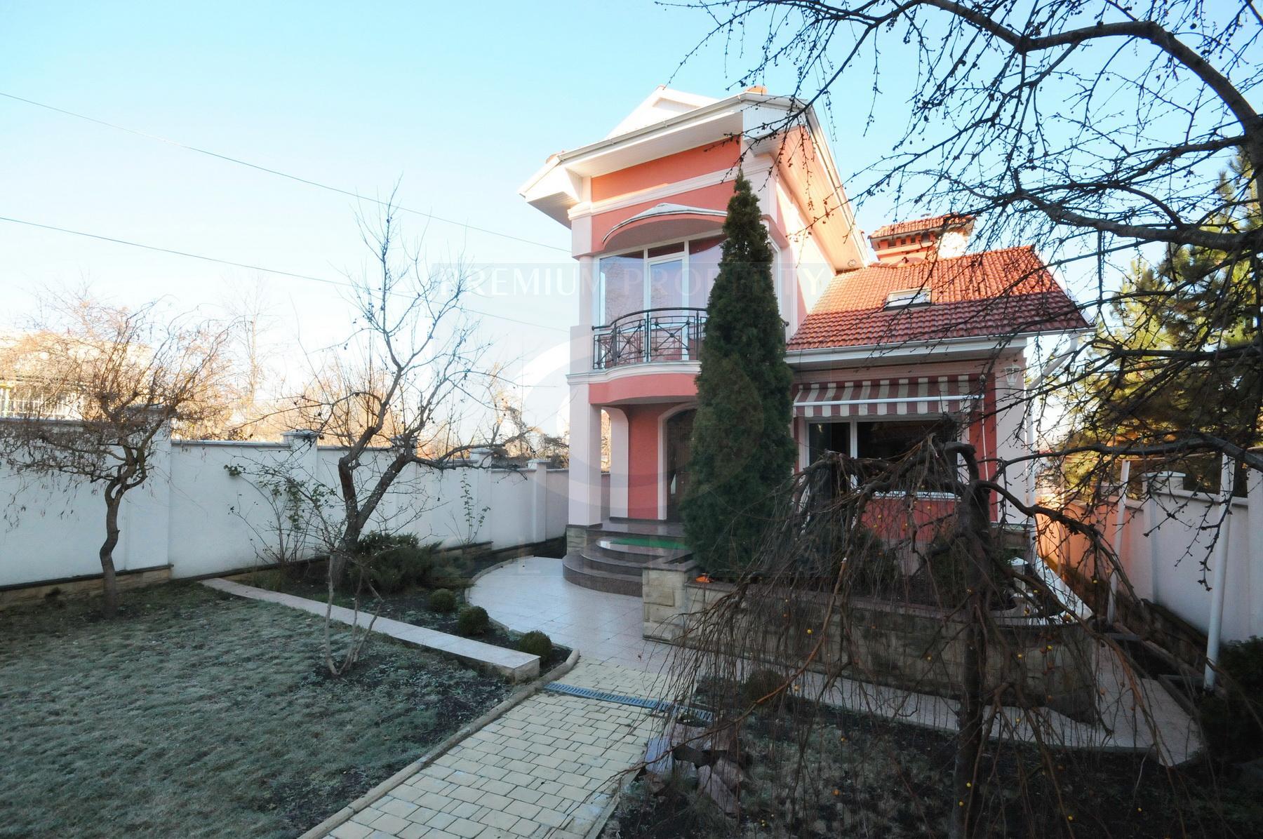 G.Meniuc street